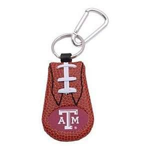 Aggies TAMU NCAA Keychain Classic Football: Sports & Outdoors