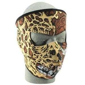 Zan Headgear Roadrash Neoprene Full Face Mask Automotive