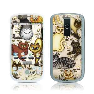 Cats Protective Skin Decal Sticker for HTC myTouch 3G