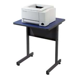 Paragon Furniture BL Printer Stand   Square Office