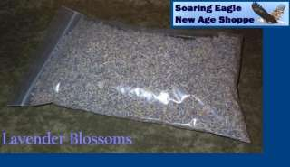 Lavender Blossoms Dried 95g Bulk Herbs New Healing Make Sachets Dream