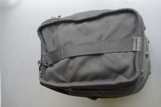 TUMi Ballistic Leather Duffle Travel Gym Luggage Golf Briefcase