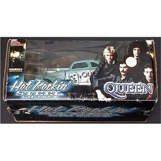 Hot Rockin Steel #23 QUEEN 1939 Chevy Coupe 1:24 Scale Die Cast Car