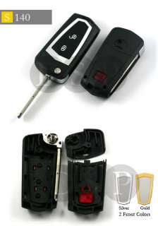 Folding Key Case for HYUNDAI Tucson Santa Fe Flip