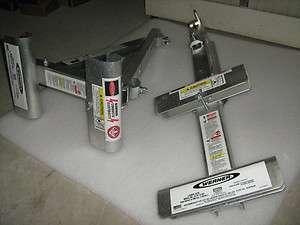 Werner Ladder 0172 1050 Baker Scaffold Half Scaffold 3 5