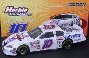 Scott Riggs 2005 Action 1/24 #10 Herbie Fully Loaded