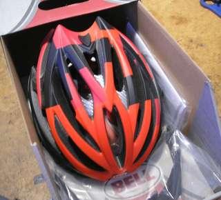 NEW BMC TEAM Bell Volt Cadel Evans Cyling CArbon Helmet M