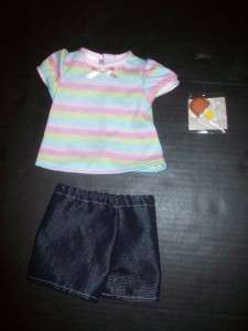 Our Generation Trunk American Girl 18 doll clothes. fits American