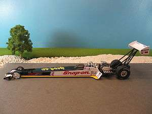 Racing Champions Diecast NHRA Top Fuel Dragster Snap On Doug Herbert