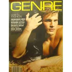 Genre Magazine (September, 2002) staff Books