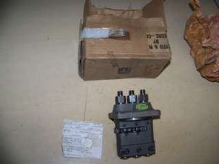 JOHN DEERE 850 COMPACT TRACTOR NEW OLD STOCK FUEL INJECTION PUMP