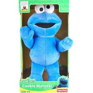 15 Sesame Street Cookie Monster Doll Plush Toys & Games
