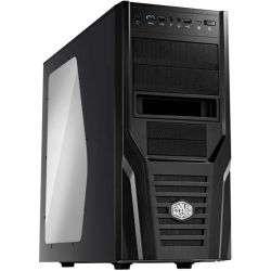 Cooler Master Elite 431 Plus RC 431P KWN2 System Cabinet