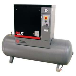 Pneumatic 4152004933 QRS15HP 15HP 3 Phase Rotary Screw Air Compressor
