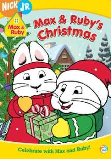 Max and Ruby   Max and Rubys Christmas (DVD)