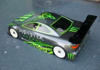 Custom Painted Traxxas Slash Body on PopScreen