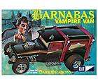 dark shadows vampire van barnabas collins model kit brand new