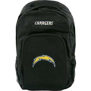 San Diego Chargers Black Youth Southpaw Backpack