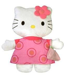 Hello Kitty Mod Shopper Doll Pillow
