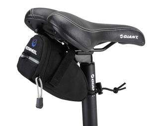 New Bicycle Bike Saddle Outdoor Pouch Velcro Seat Bag