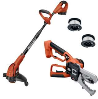 black and decker string trimmer manual