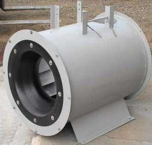 24 axial tube air fan blower 36 long