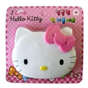 Hello Kitty Travel Comb Mirror Set   Hello Kitty Portable
