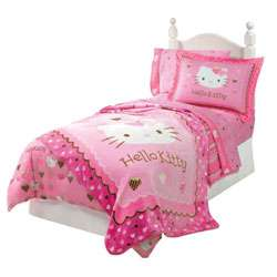 Hello Kitty Strawberry Throw Blanket