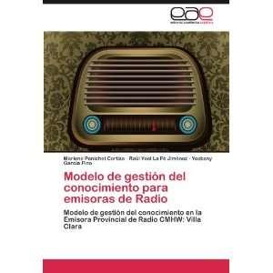 para emisoras de Radio Modelo de gestión del conocimiento en