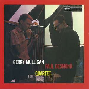 Gerry Mulligan & Paul Desmond Quartet, Gerry Mulligan Jazz