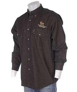 Browning Mens Denim Shirt w/Deer Embroidery  Overstock