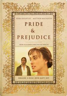 Pride and Prejudice 2 Disc Deluxe Gift Set (SE/DVD)
