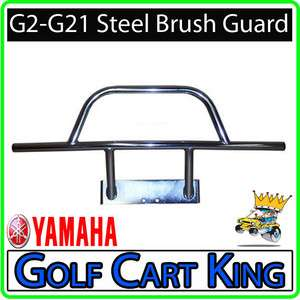 Yamaha G2 G21 Golf Cart Stainless Steel Brush Guard