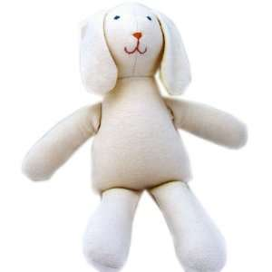 Big Bunny Toy   Handmade in the USA   100% Organic Cotton