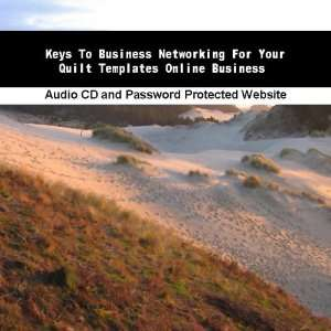 Quilt Templates Online Business Jassen Bowman and James Orr Books