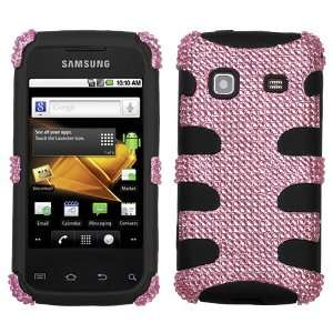 Prevail M820 Boost Mobile   Pink Diamante/Black Cell Phones