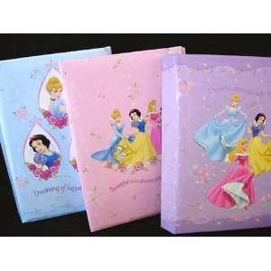 1 Disney Princess Bifold Agenda  Belle , Snow White and