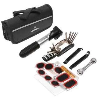 Bike Bicycle Cycling Tyre Repair Multi Tool Set Kits With Mini