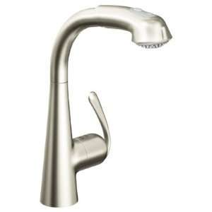 Ladylux3 Eco Friendly Dual Spray Pull Out Kitchen Faucet