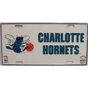 Charlotte Hornets NBA License Plate Plates Tag Tags auto vehicle car