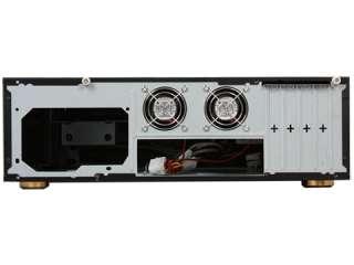 Brand new nMedia HTPC 5000B Blk M ATX Desktop HTPC Case