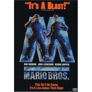 Super Mario Bros.: Bob Hoskins, John Leguizamo, Dennis