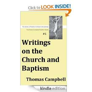 Writings on the Church and Baptism (Library of Radical Christian