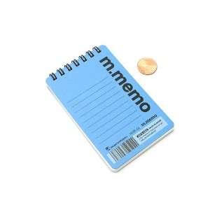 Maruman M.Memo Mini Notepad   A7 (4.1 X 2.9)   6 mm Rule