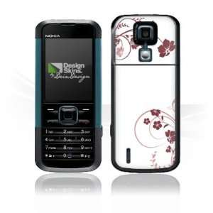 Design Skins for Nokia 5000   Floral Explosion Design