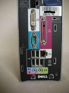 Dell OptiPlex 755, Core 2 Duo, 2.66, 4GB, 250GB