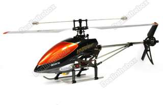 Horse SM9100 3.5CH Metal RC Remote Control Helicopter DH GYRO Gifts