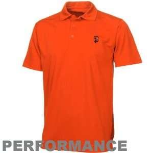 Cutter & Buck San Francisco Giants Orange Genre