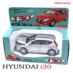 Hyundai i30 diecast Kia ceed mini car