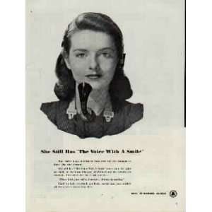 better reason than that. .. 1943 Bell Telephone System Ad, A5450